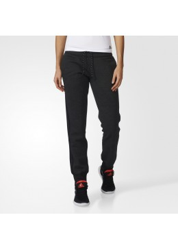 Pantaloni Adidas donna Essential 3S brushed