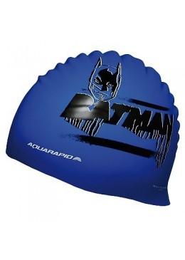 Cuffia Piscina Silicone Batman