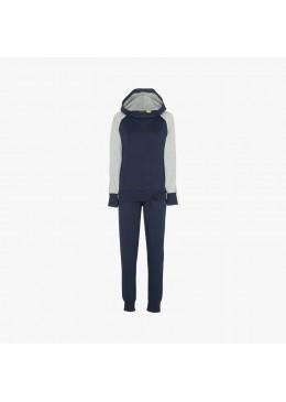Tuta Diadora HD Cuff Suit Unbrashed Fleece