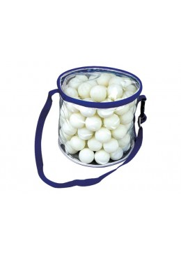 Contenitore 100 palline Ping Pong