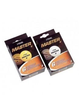 Palline Ping Pong Stiga Master x6