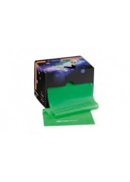 Elastico Training Band Rotolo Light verde
