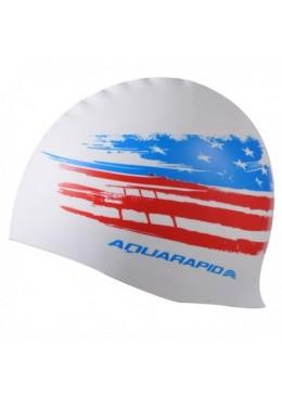 Cuffia Aquarapid Flag silicone