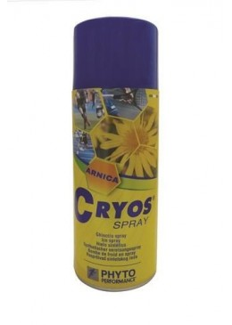 Cryos Ghiaccio Spray con Arnica ml 400