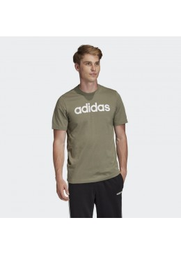 adidas T-SHIRT ESSENTIALS LINEAR LOGO